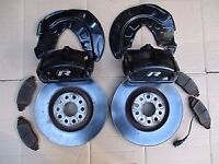 Golf Mk5, Mk6, A3, A4, Seat Leon Mk2 Big Brake Upgrade. Golf MK7 R Front Brakes