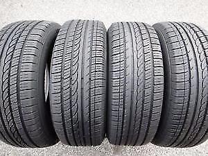 USED TIRES - GOODYEAR/MICHELIN - 80% LEFT, FREE INSTALL&BALANCE - 245/65/17; 245/40/17; 235/65/17; 235/60/17; 225/65/17;