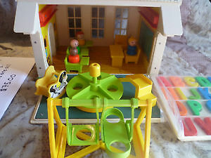 1971 Fisher Price School House