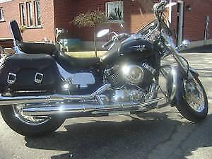 2007 Yamaha V-Star 650 Silverado - Hamilton area