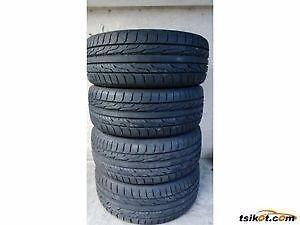 235/65R18Toyo Open Country Set of 4 Used allseason tires 80%tread left Free Installation and Balance