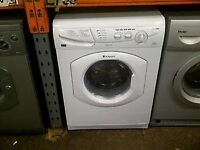 Hotpoint WD440 5+5kg 1400 Spin White Washer/Dryer Washing Machine 1 YEAR GUARANTEE FREE FITTING