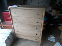 BRAND NEW...Whole home solid birch dresser