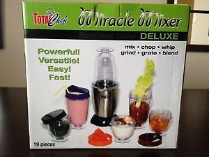 Total Chef Miracle Mixer Deluxe