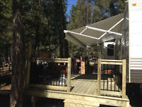 RV lot for sale between Radium & Invermere in Columbia Valley