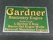 Gardner Engine