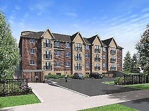 Ancaster Meadowlands 1 bedroom with large 25x25 patio