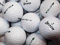 30 srixion soft feel golfballs