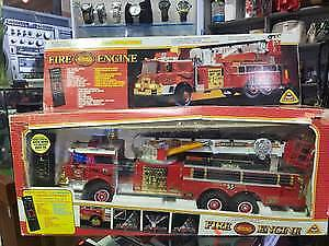 Fire truck Vintage Remote Control $199