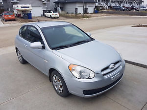 2009 Hyundai Accent Auto L Coupe (2 door)