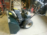 wanted to trade snowblower for utility trailer.....looking for s