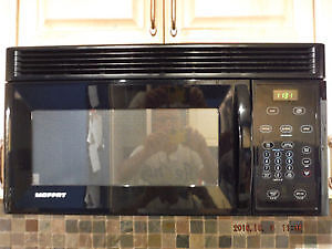 FREE  MOFFAT OVER THE RANGE MICROWAVE