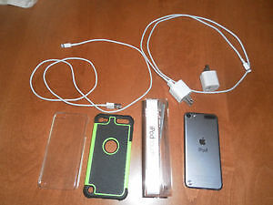 APPLE iPOD TOUCH 5TH GENERATION 16GB - SILVER
