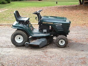 wanting to purchase a lawn tractor