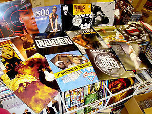 ♫♫►HIP HOP- LP ♫♥ CD ♥♫ VINYLS NEW COPIES♥♥LACHINE ♫