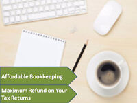 A&M bookkeeping and Tax Return