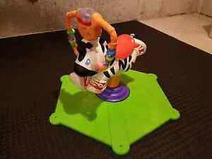 Bouncing toy