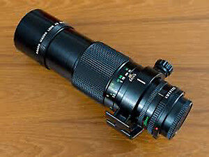 WANTED - Canon 200mm FD f 4 macro in very good condition.