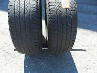 2 pneu été 295/35ZR21 continental cross contact UHP 107Y bon 2 é