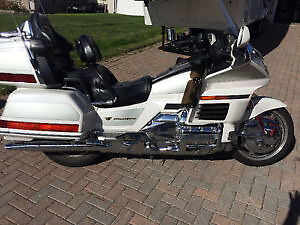 25th Anniversary 2000 Goldwing SE for sale