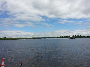 900 feet on Saint John River~Paradise Found~27 acres~Home~Barns