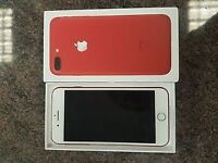 iPhone 7 red brand new in box