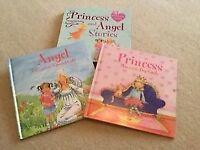 Princess and Angel Stories 2 Book Box Set