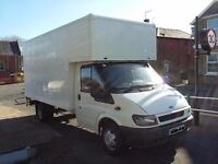 Man and Van ! CHEAP & RELIABLE! BRADFORD,HALIFAX,LEEDS,DEWSBURY,SHIPLEY,