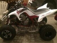 2009 Yamaha Raptor MINT  !!!