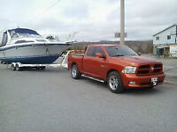 Need a tow? boat, camper or travel trailer need to be moved?