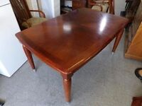 20% OFF ALL ITEMS SALE - Large Extendable Dining Table - Can Deliver For £19