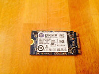 Kingston SATA III SSD M.2 16GB Hard Drive