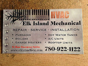 Elk Island Mechanical & HVAC Services Ltd.