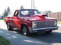 Custom Street/Drag Truck for Sale