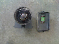 FAN BLOWER /MOTEUR DE CHAUFFRETTE OLKS GOLF /JETTA MK4 2000 /04