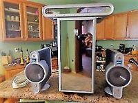 Kef Kit 100 Surround sound