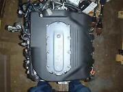 2004 Acura TL Engine