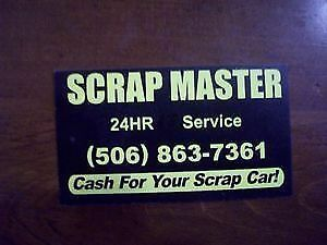 OPEN 24/7 Buying Scrap/unwanted cars.$$$ Free Tow away