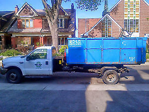 GARBAGE BIN RENTAL FAST DELIVERY  CALL 416 768 3991