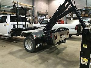 RAM HD HOOKLIFT / MULTILIFT ROLLOFF TRUCK WITH #9 BINS