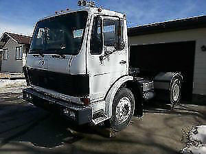 Mercedes LPS 1525 Cab over Single axle Tractor Semi, DIESEL