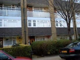 STEPNEY GREEN/BETHNAL GREEN,E1,NICE 4 DOUBLE BED FLAT NO LOUNGE