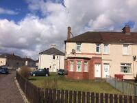 3 Bedroom End Terrace House Flaxmill Av Wishaw Avail Now