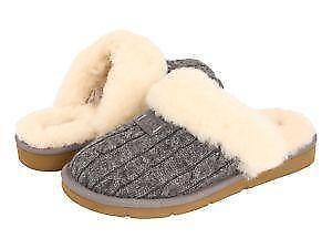 ugg bedroom slippers. UGG Cozy Knit Slippers  Men Women Dakota Moccasins eBay