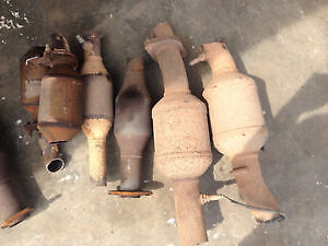 FORD CHEVY DODGE SCRAP DPF/CAT COMBOS   750 FOR BOTH