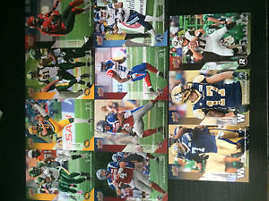 11 - 2014 CFL Upper Deck Official Collectible Cards