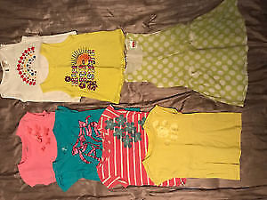 Like New! 27 Pieces Little Girl Summer Outfits! Sz 3T
