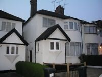 2 bedroom ground floor garden flat situated within easy reach of Golders Green tube station
