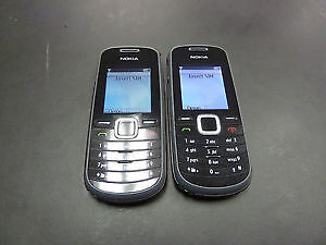 A Pair of Vintage Nokia Cell Phones - Working!