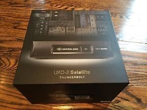UAD-2 Satellite Quad core NEW - sealed box